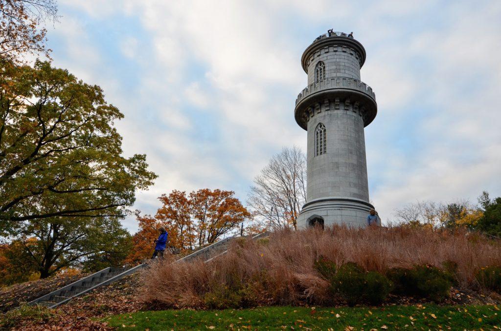 Boston Mount Auburn Cemetery